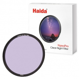 Filtr nocny Haida NanoPro Clear Night 58mm