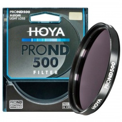 Filtr szary Hoya 67mm NDx500 / ND500 PROND OUTLET