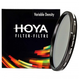 Filtr szary regulowany Hoya 52mm Variable Density (ND3~ND400)