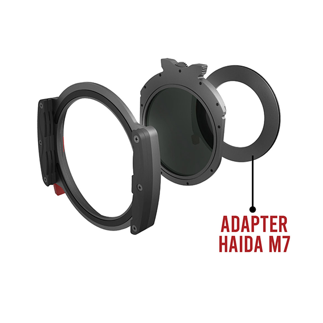 Pierścień (adapter) Haida M7 52mm